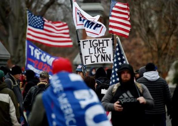 """Joe Biden belooft """"eenheid"""" na vermoedelijke Democratische overwinning in Georgia"""