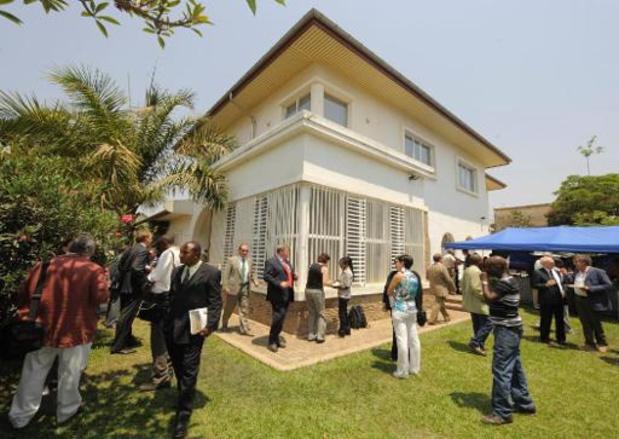 Le consulat général de Belgique à Lubumbashi a rouvert ses portes