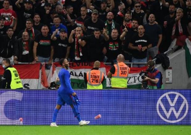 """La FIFA promet """"des actions adéquates"""" après les abus racistes envers les joueurs anglais"""