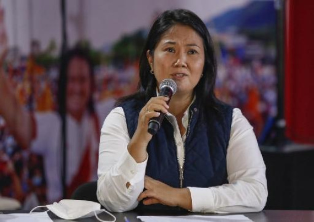 Presidentsverkiezingen Peru - Fujimori en Castillo nog steeds nek aan nek