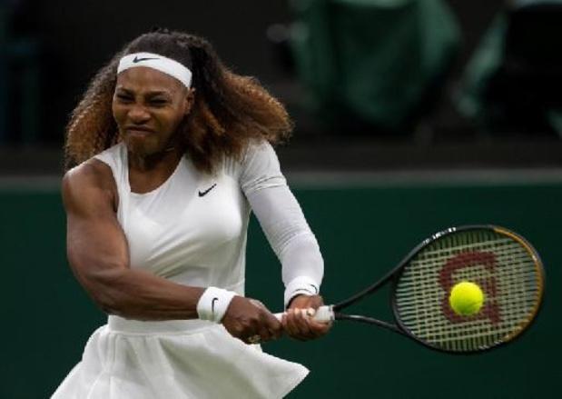Serena et Venus Williams et Sofia Kenin renoncent au tournoi de Cincinnati