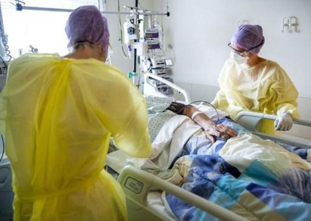 Pays-Bas: 14 nouveaux décès pour un total de 5.694 morts