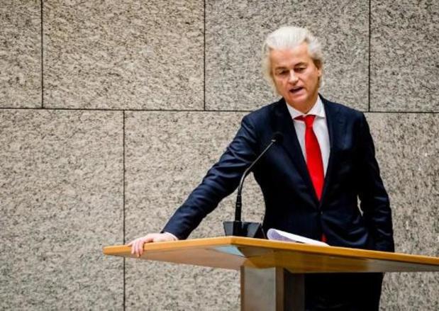 La justice turque ouvre une enquête à la suite d'un tweet de Geert Wilders
