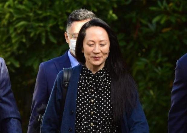 La dirigeante de Huawei quitte le Canada après un accord avec la justice américaine