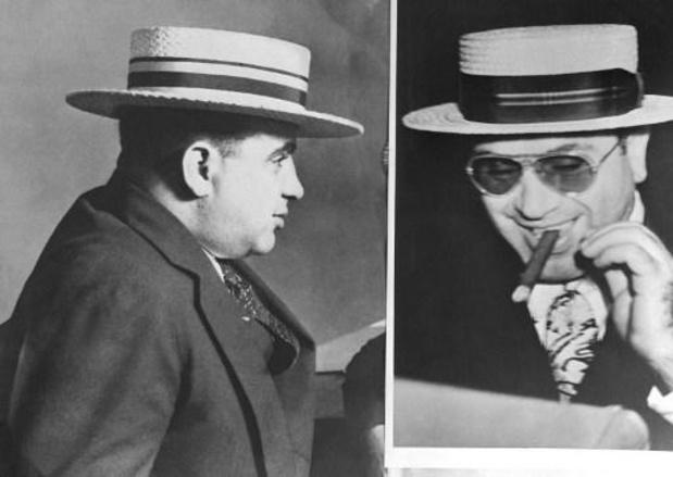 Pistool van Al Capone wordt binnenkort geveild