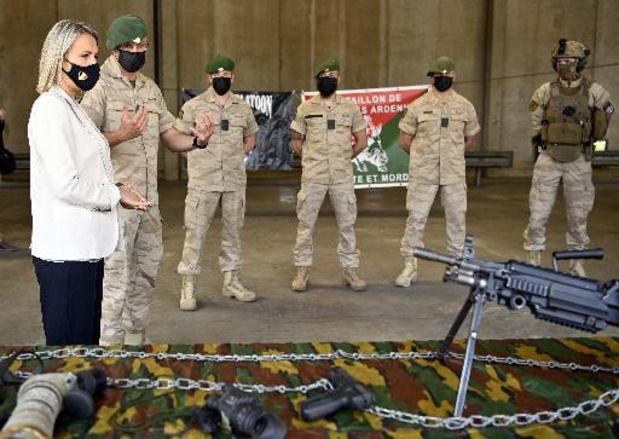 La Belgique ne peut plus réduire ses capacités militaires