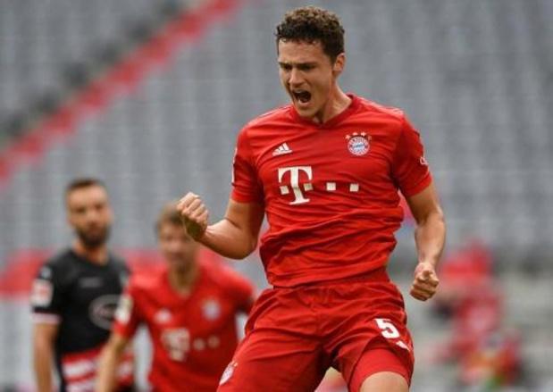Bundesliga - Le Bayern balaye Düsseldorf et se rapproche du titre