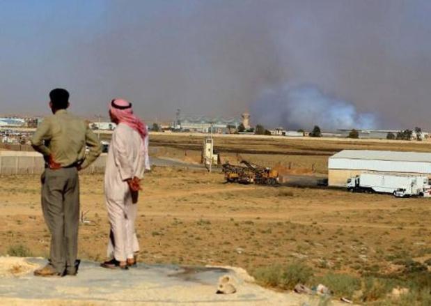 Syrisch regeringsleger binnengetrokken in rebellenwijken in stad Deraa