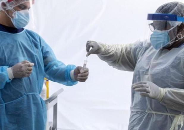 Covid en Belgique: Les nouvelles contaminations en hausse de plus de 40% par jour, en moyenne