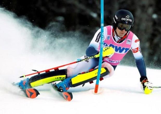 Slalom de Wengen: Clément Noël s'impose pour la deuxième année d'affilée