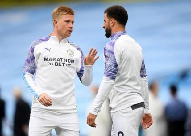 Un assist de Kevin De Bruyne permet à City de gagner à Sheffield