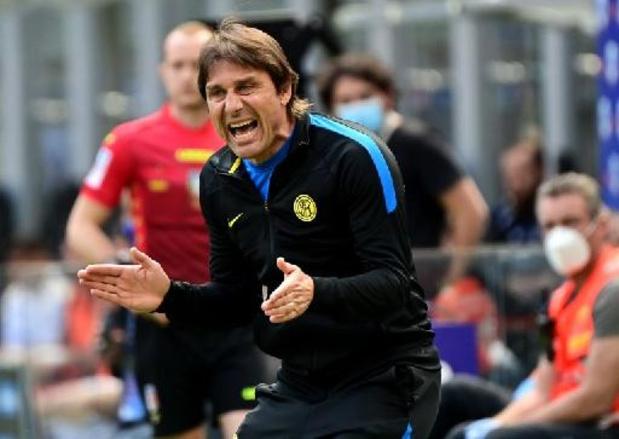 Antonio Conte n'est plus l'entraîneur de l'Inter Milan et de Romelu Lukaku