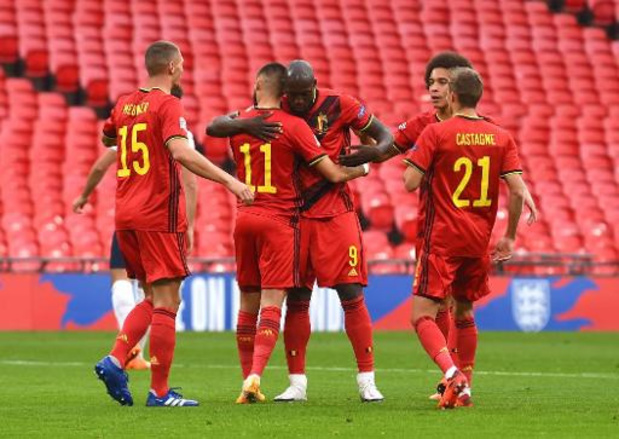 Diables Rouges - La Belgique défie l'Angleterre pour une revanche et se rapprocher du 'Final Four'