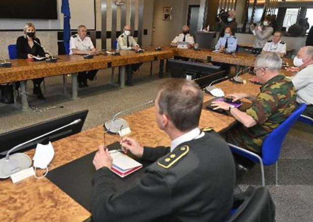 """Armée - Le chef de la Défense souhaite que l'armée retrouve de la """"robustesse"""""""
