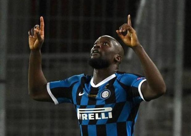 Les Belges à l'étranger - Romelu Lukaku égale Ronaldo avec 34 buts pour sa première saison à l'Inter