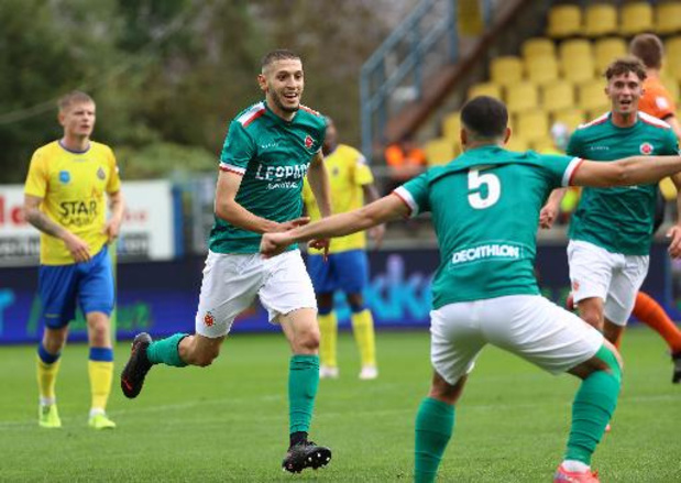 1B Pro League - Alors qu'il menait 0-3, Virton s'est écroulé à Waasland-Beveren