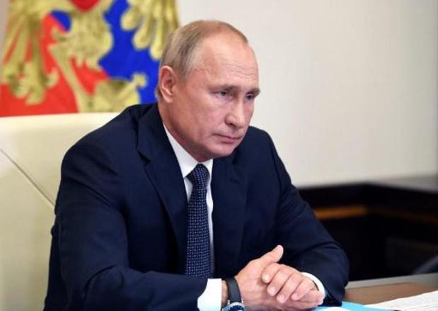 Poetin stelt voor om nucleair ontwapeningsakkoord zonder voorwaarden te verlengen