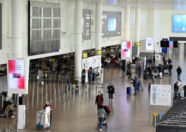 Brussels Airport zag 84 procent passagiers minder in januari