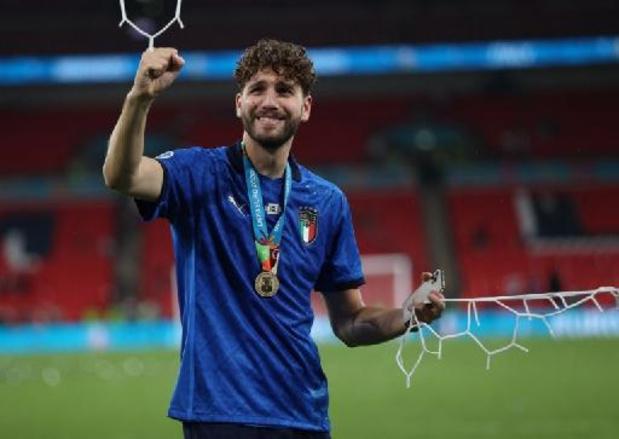 Manuel Locatelli à Turin pour finaliser son transfert à la Juventus