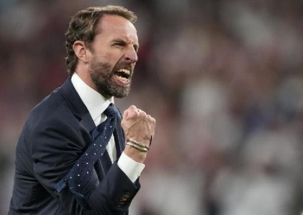 """Engelse bondscoach Southgate bedankt fans """"voor ongelooflijke steun"""""""