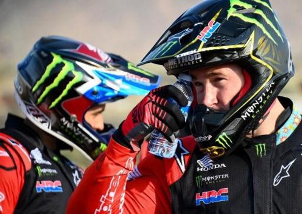 Dakar : Benavides, nouveau leader, et Brabec vont se jouer la victoire en moto pour Honda