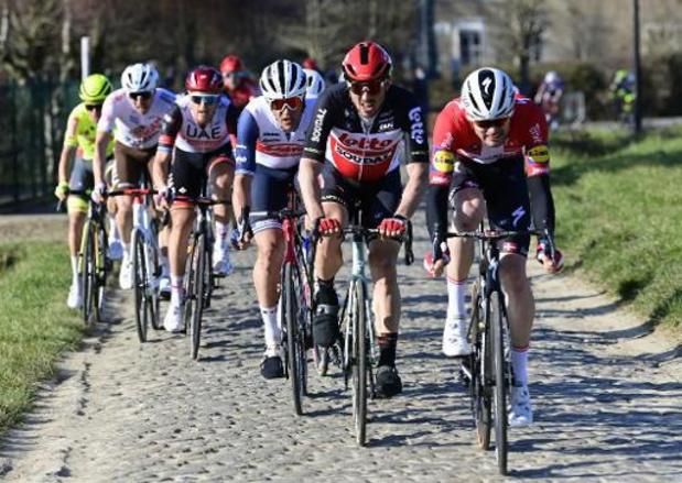 """Kuurne-Bruxelles-Kuurne - Jasper Stuyven (Trek-Segafredo): """"Nous avons vengé notre échec de samedi"""""""