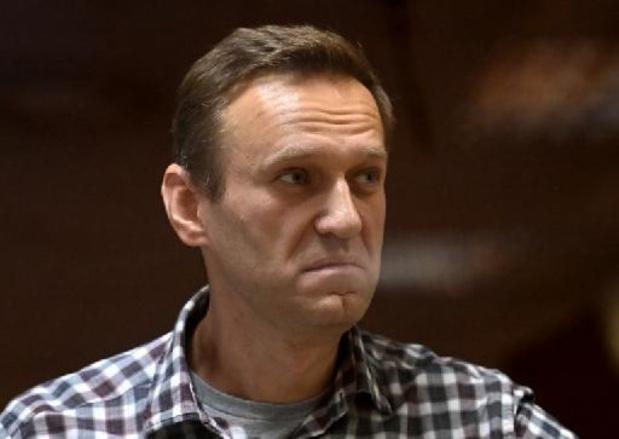 Navalny heeft 'ernstige hoest en koorts', maar zet hongerstaking verder
