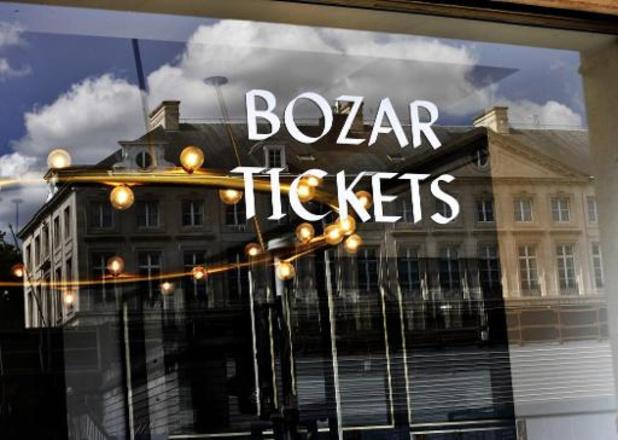 Bozar ferme ses portes jusqu'à la fin de l'année