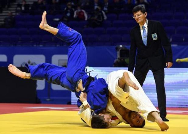 L'Euro de judo à nouveau reporté, cette fois au mois de novembre
