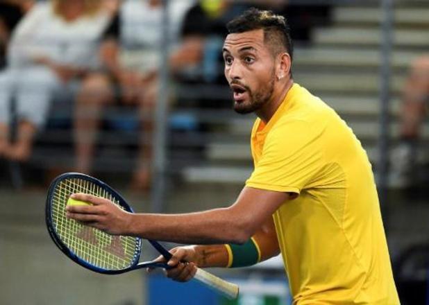 Australië is eerste halvefinalist en wacht België of Spanje op