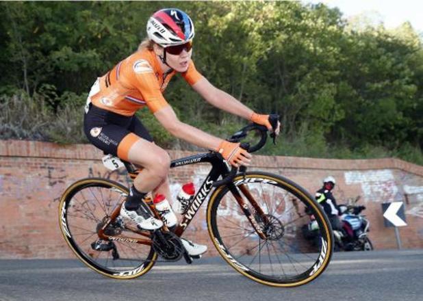 La championne du monde Anna van der Breggen a remporté sa 6e Flèche Wallonne