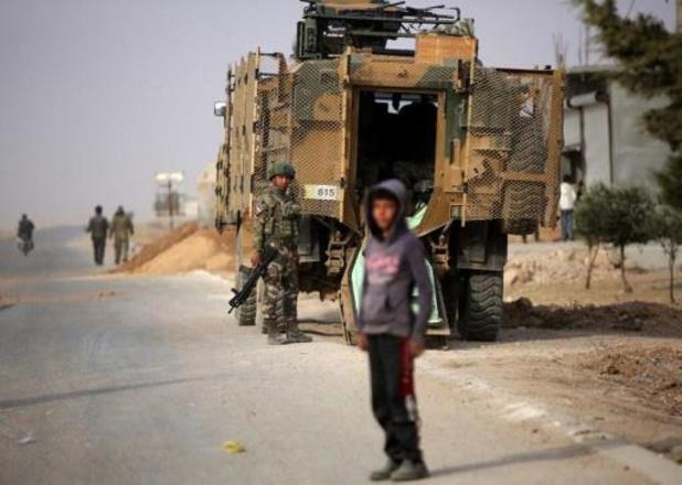Rusland trekt Raqqa binnen, nu VS zich heeft teruggetrokken