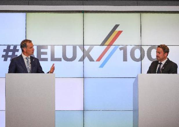 Télétravail, mobilité, défense: Belgique et Luxembourg font avancer plusieurs dossiers
