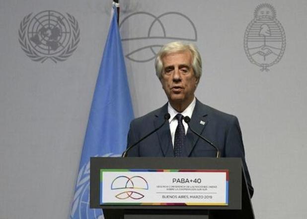 Voormalig president van Uruguay overleden