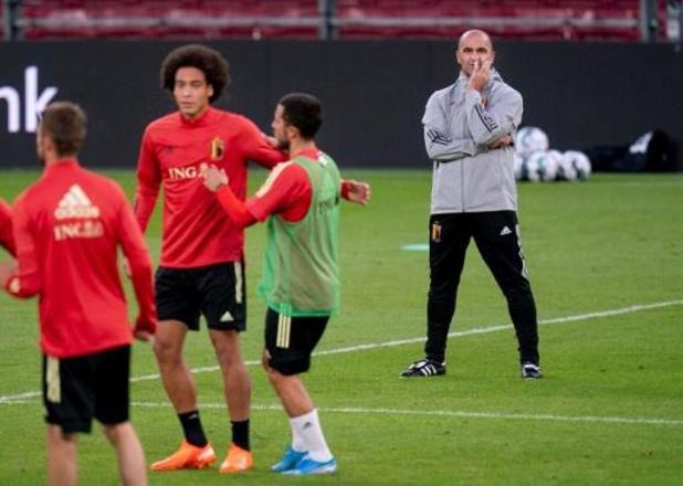 Rode Duivels - Martinez maakt woensdag selectie bekend voor drieluik tegen Ivoorkust, Engeland en IJsland