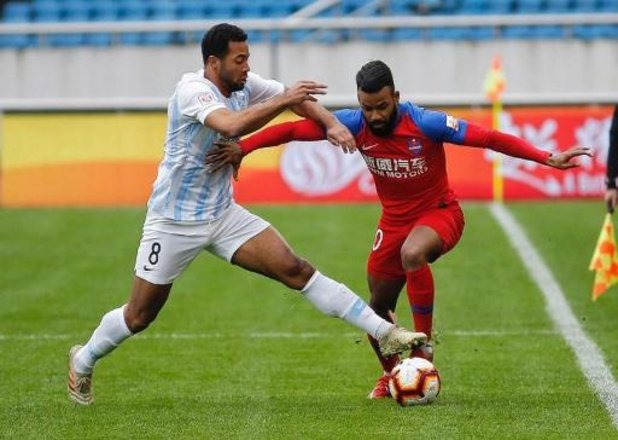 Mousa Dembélé krijgt Van Bronckhorst als coach bij Guangzhou R&F