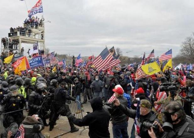 Insurrection à Washington - Des élus républicains condamnent l'invasion du Capitole par des manifestants pro-Trump