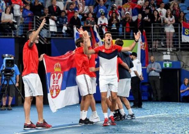 ATP Cup: Organisatie maakt 12 deelnemende landen bekend, België niet van de partij