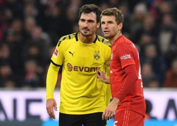 Les clubs allemands engagés en C1 donnent 20 millions aux autres clubs de Bundesliga