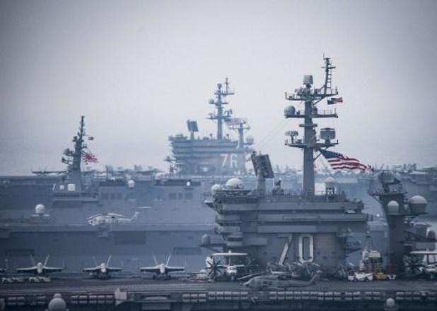 Un navire américain navigue dans le détroit de Taïwan sur fond de tensions avec Pékin