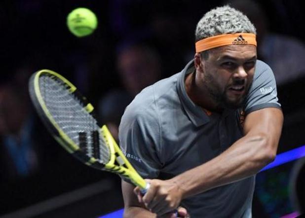ATP Metz - Jo-Wilfried Tsonga steekt toernooizege vierde keer op zak