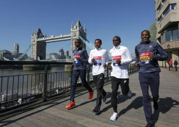 Le marathon d'Athènes annulé, duel entre Kipchoge et Bekele dimanche à Londres