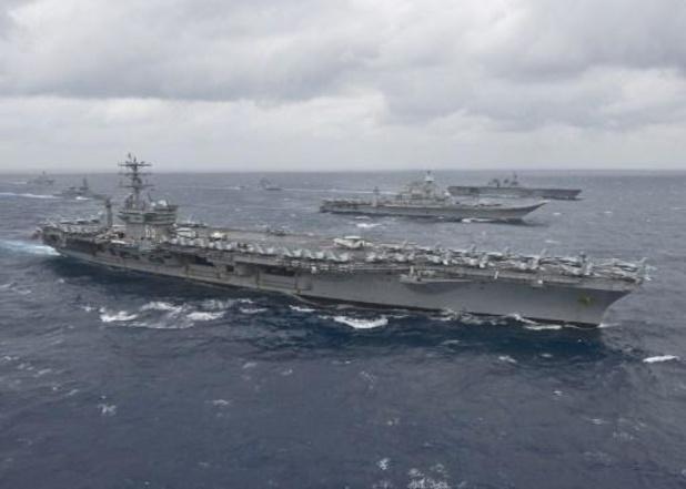 Uitbraak op nog een Amerikaans vliegdekschip