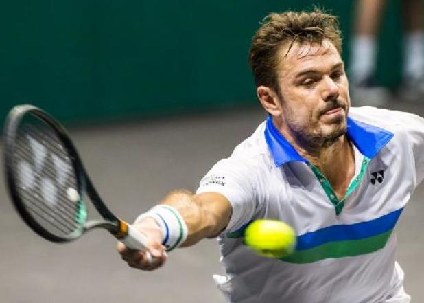Stan Wawrinka zegt ook af voor Wimbledon