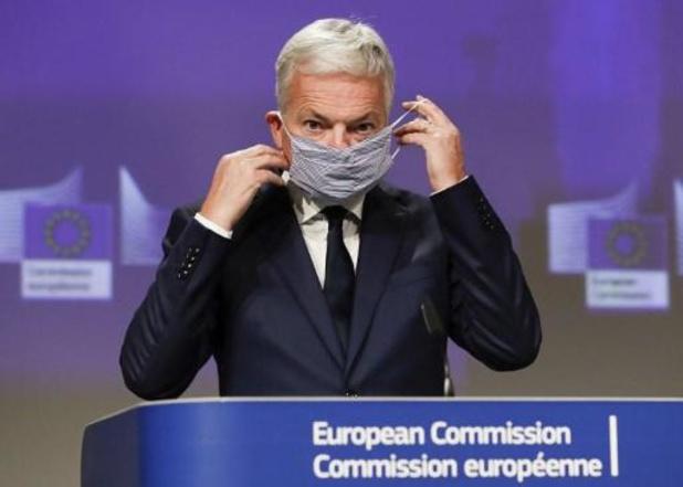 La Commission européenne veut rationaliser les restrictions de voyage