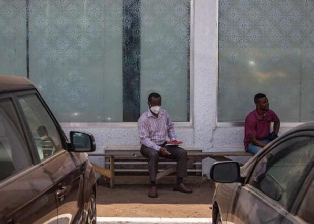 Coronapatiënt besmet 533 anderen in fabriek in Ghana