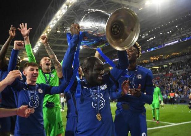 """Ligue des Champions - N'Golo Kanté élu Homme du match : """"L'accomplissement de toute une saison"""""""