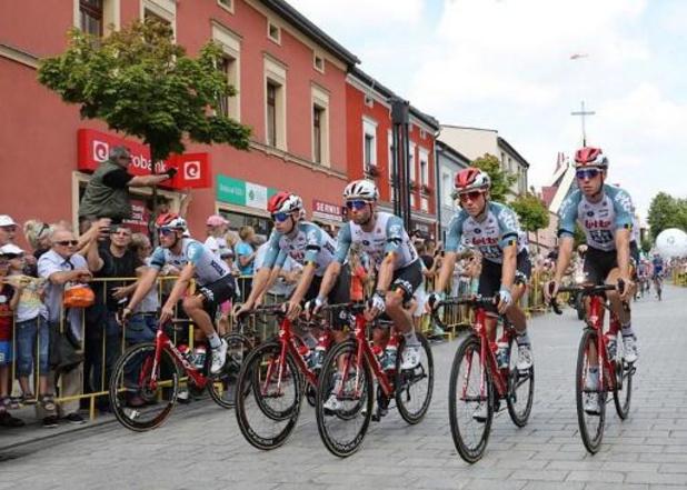 Le Tour de Pologne va rendre hommage à Bjorg Lambrecht