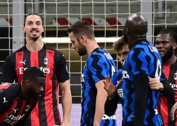 Ibrahimovic s'est excusé auprès de ses équipiers après son altercation avec Lukaku