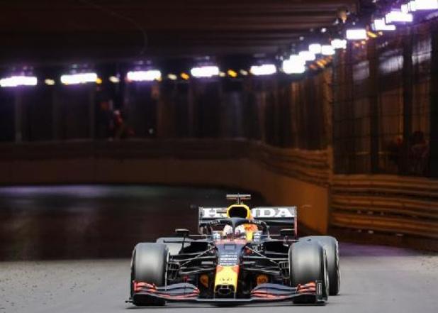 Max Verstappen (Red Bull) s'impose à Monaco et prend la tête du classement des pilotes